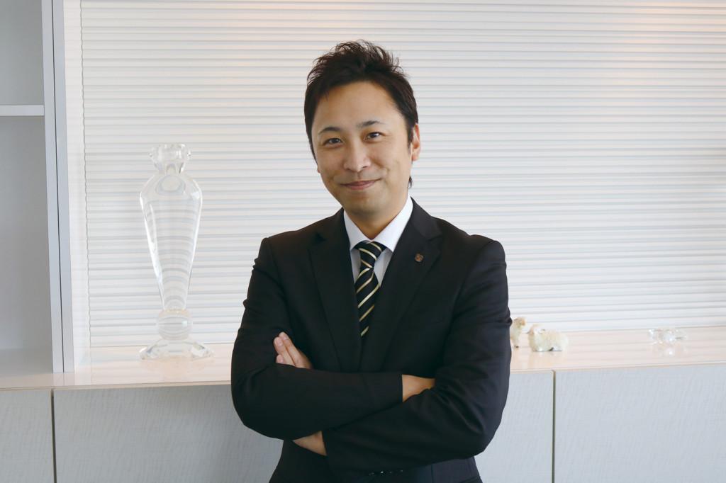 代表取締役 : 浅野 晋作